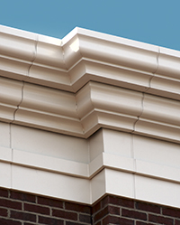 Predesigned Interchangeable Cornice Profiles Saf