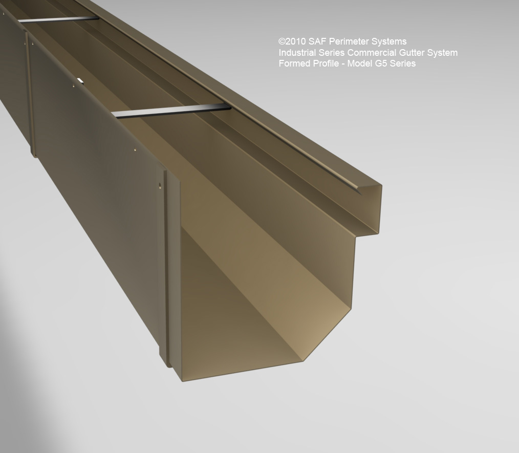 Industrial Gutters Image Gallery Saf Southern Aluminum