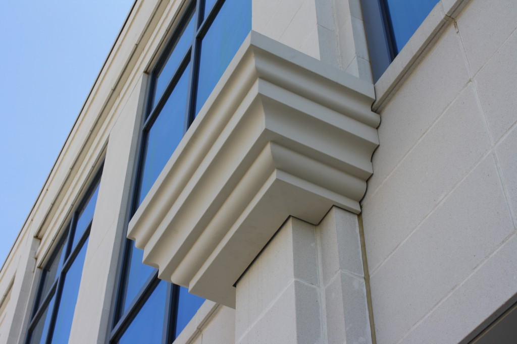 Custom Cornice Systems Saf Southern Aluminum Finishing