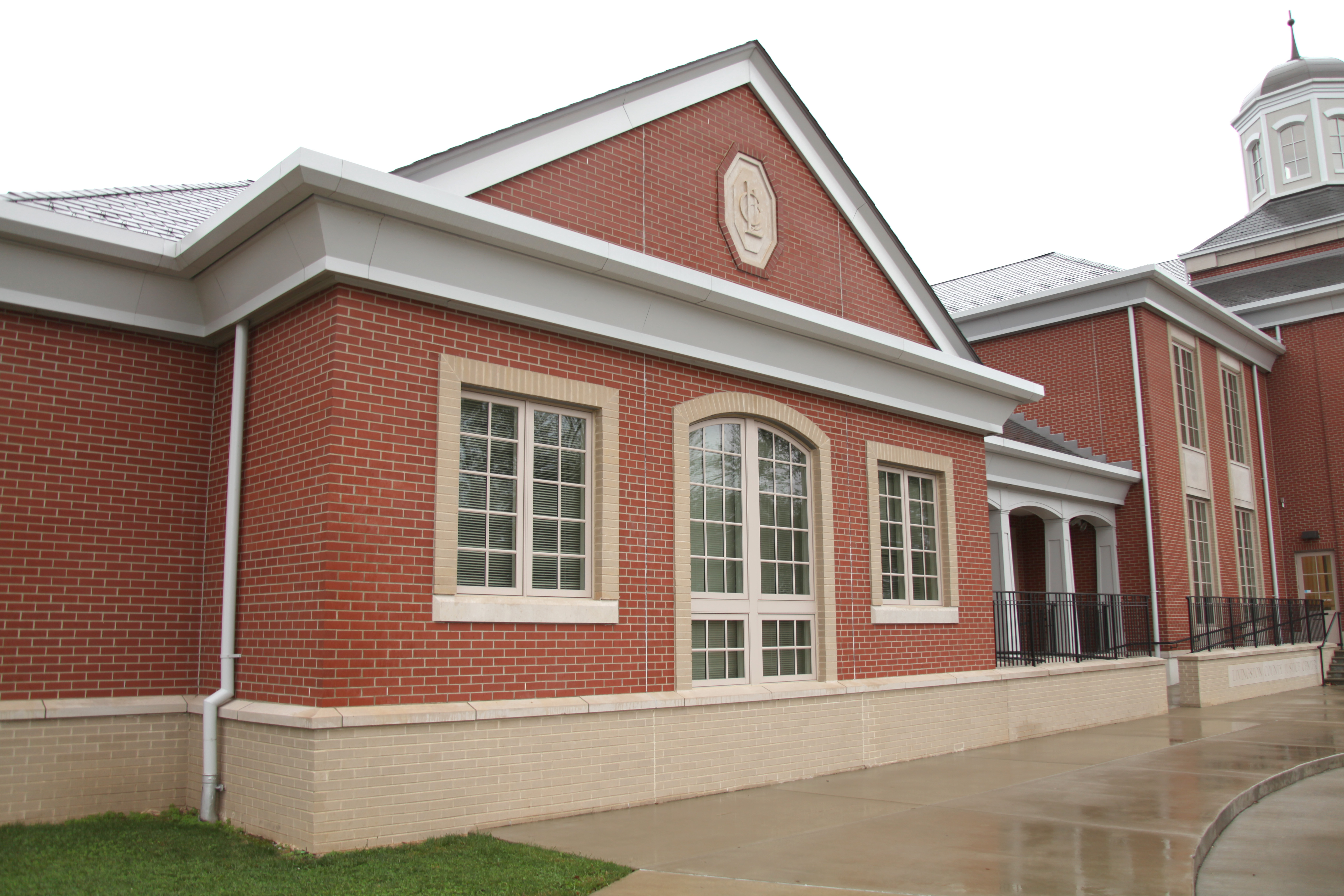 Livingston County Justice Center Saf Southern Aluminum