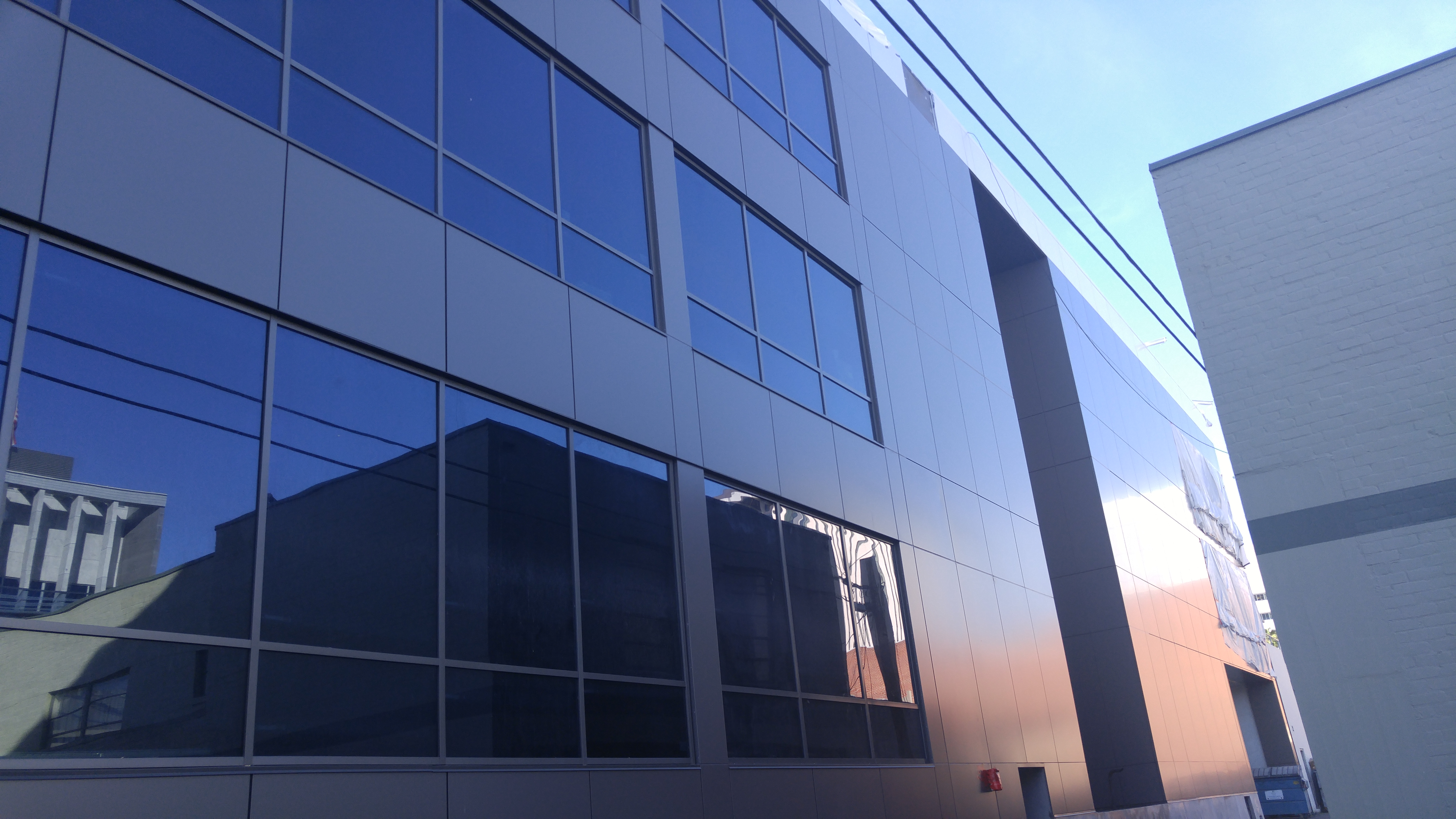 C4000 Rain Screen Panels Saf Southern Aluminum Finishing