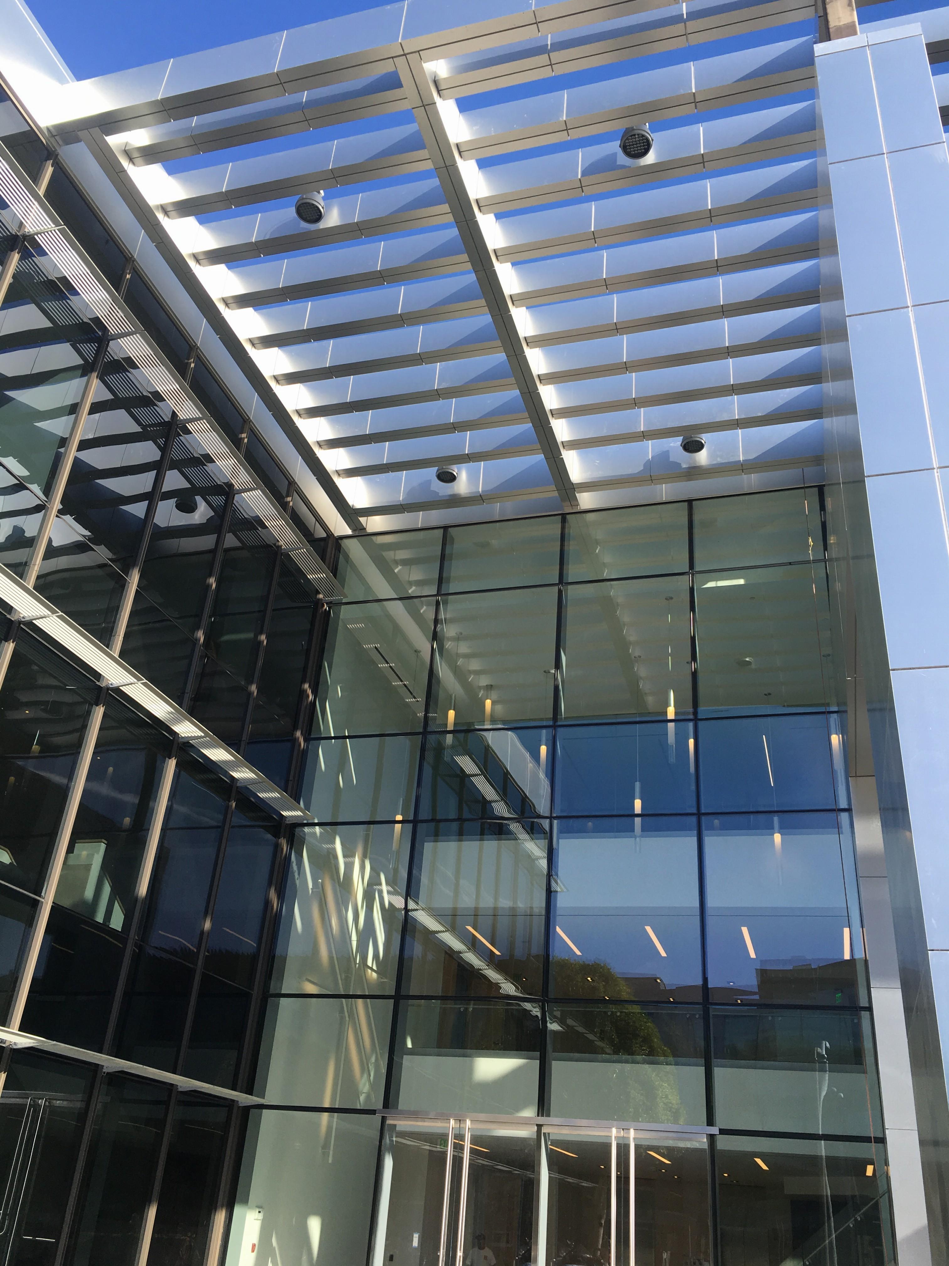 Kia Van Nuys >> C4000 rain screen panels SAF – Southern Aluminum Finishing Co, Inc.
