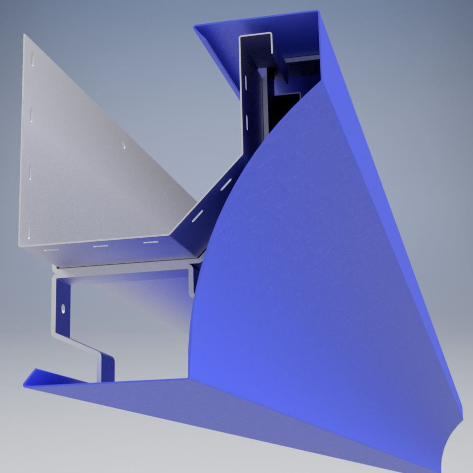 Commercial Gutter Systems & Downspouts SAF – Southern