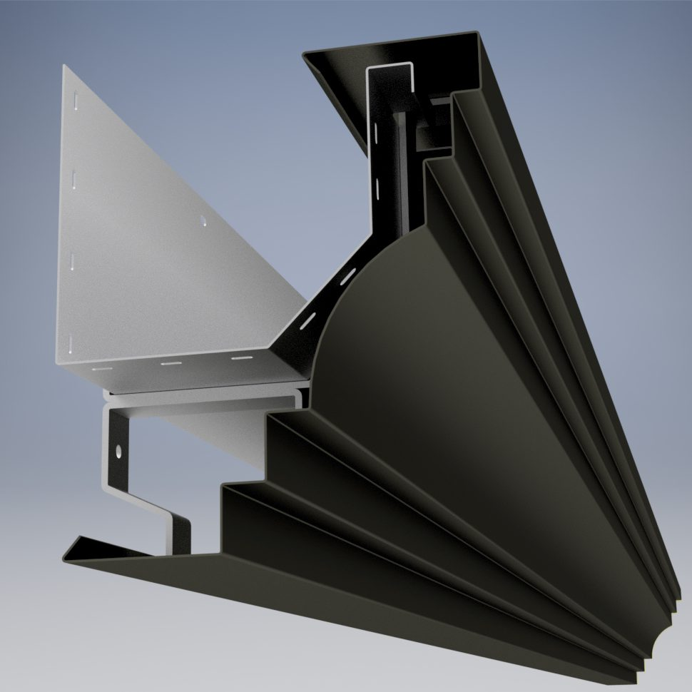 Commercial Gutter Systems Amp Downspouts Saf Southern