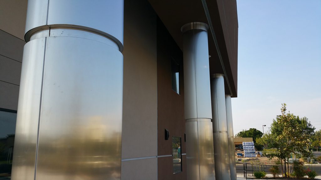 Column Cover Gallery Saf Southern Aluminum Finishing Co
