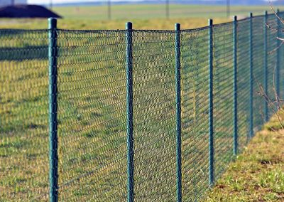 Chain Link Fencing Photo