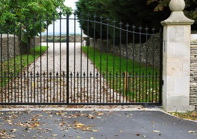 Iron Gates Photo