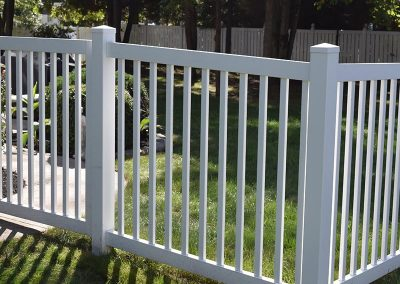 Vinyl Fencing Photo