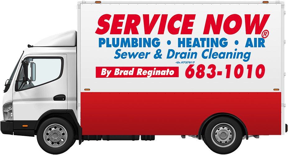 Service Now Heating And Air Conditioning Truck 01