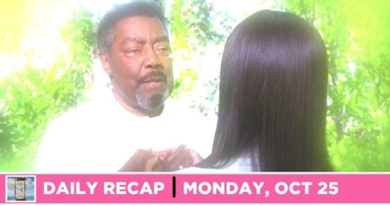 Days of our Lives recap for Monday, October 25, 2021