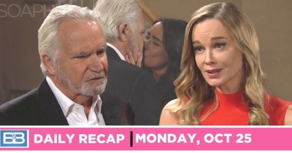 The Bold and the Beautiful recap for Monday, October 25, 2021
