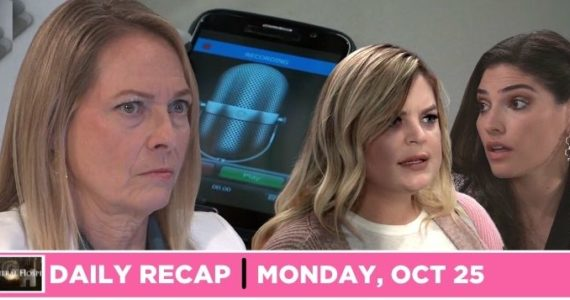 General Hospital recap for Monday, October 25, 2021