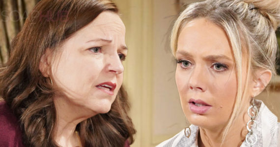 Tricia Cast Melissa Ordway The Young and the Restless