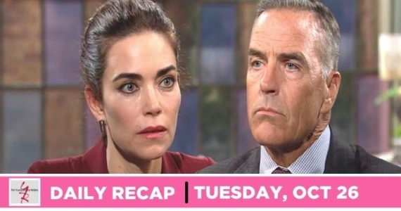 The Young and the Restless recap for Tuesday, October 26, 2021