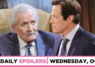 DAYS spoilers for Wednesday, October 27, 2021
