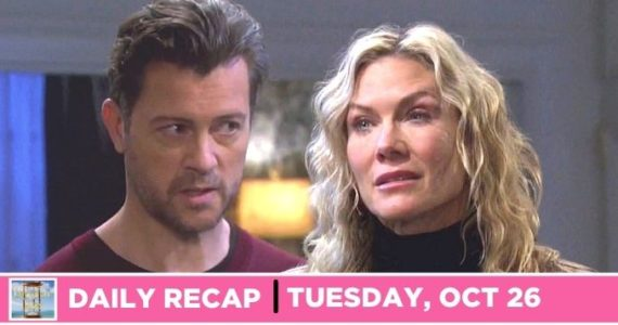 Days of our Lives recap for Tuesday, October 26, 2021