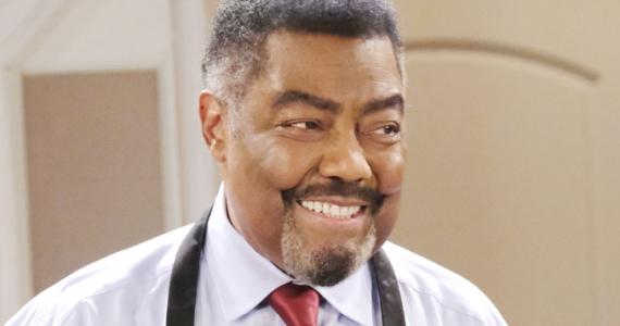Abe Carver on Days of our Lives