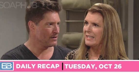 The Bold and the Beautiful recap for Tuesday, October 26, 2021