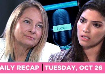 General Hospital recap for Tuesday, October 26, 2021