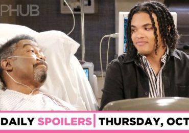 DAYS spoilers for Thursday, October 28, 2021