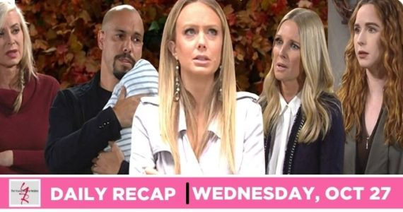 The Young and the Restless recap for Wednesday, October 27, 2021
