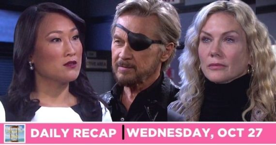 Days of our Lives recap for Wednesday, October 27, 2021