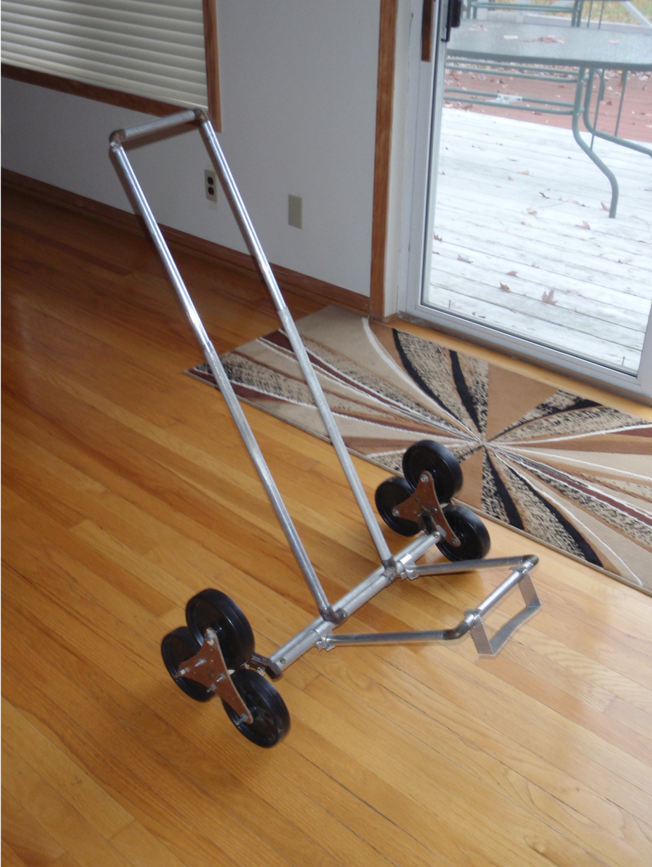 How Two Unlikely Partners Invented the UpCart and Went Viral on QVC -