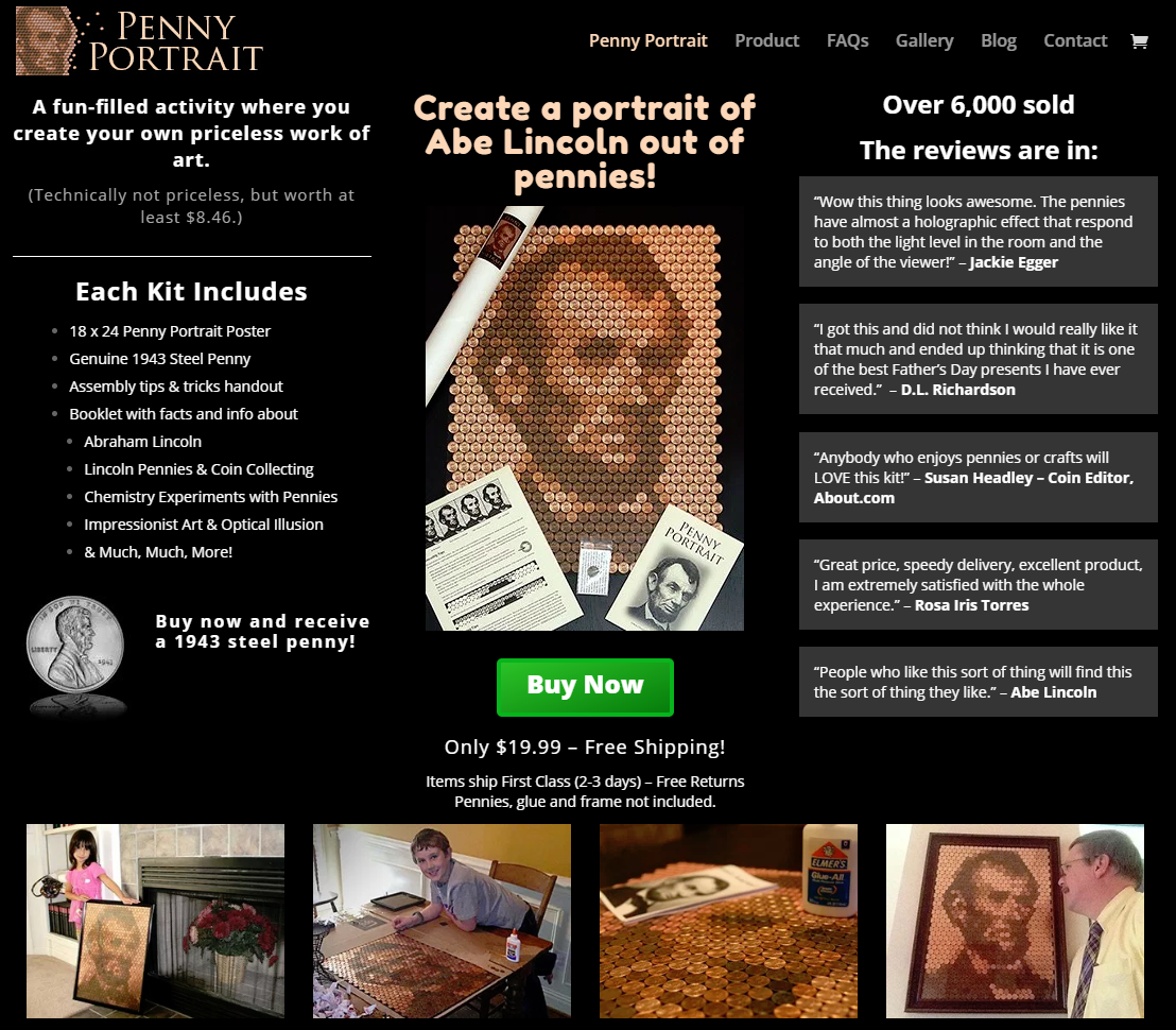 starting-a-business-selling-portraits-made-of-pennies