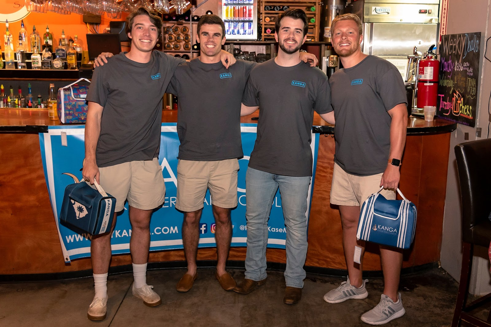 how-we-launched-a-beer-cooler-and-landed-a-deal-with-mark-cuban