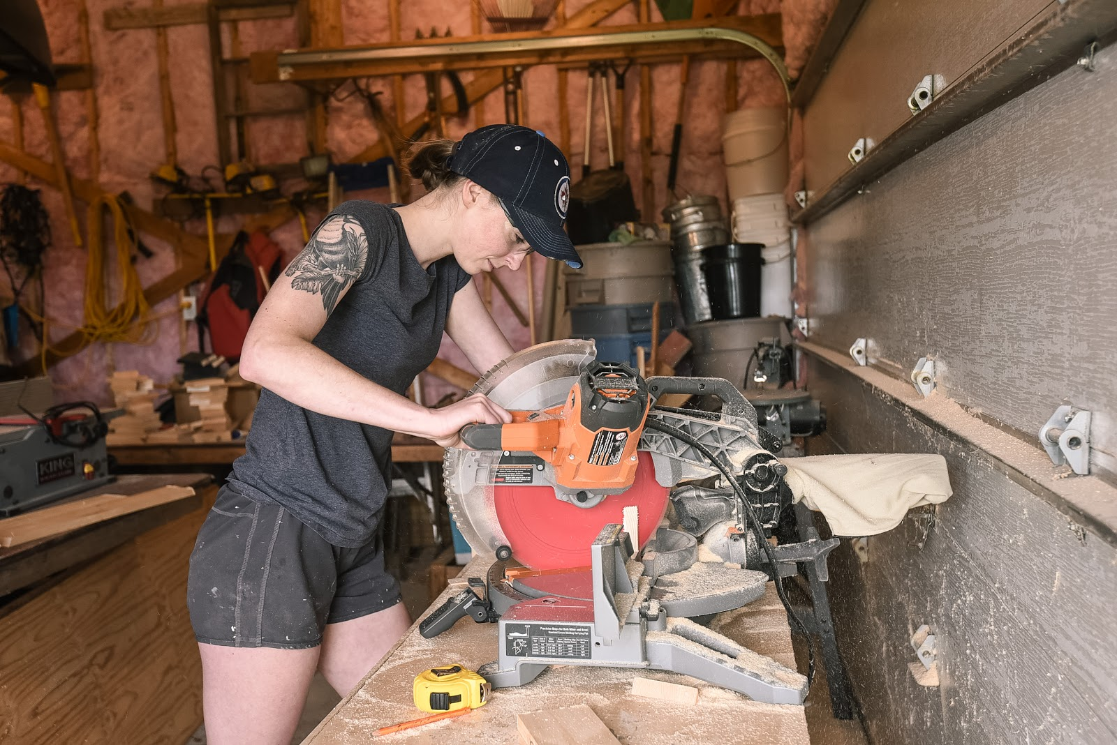 How I Took My Woodworking Hobby Full Time To Build A