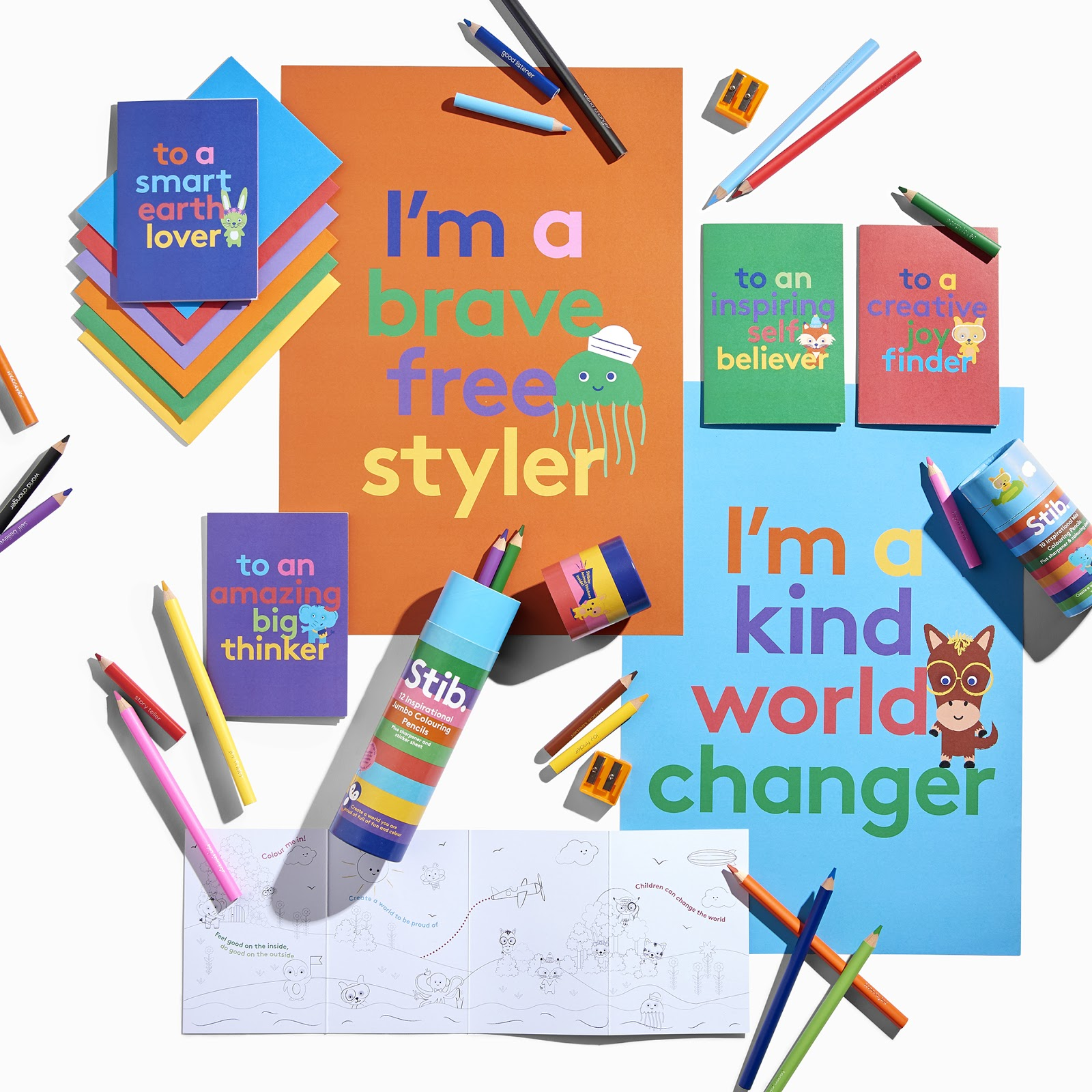 on-selling-inspirational-colouring-pencils