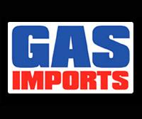Gas Imports Logo