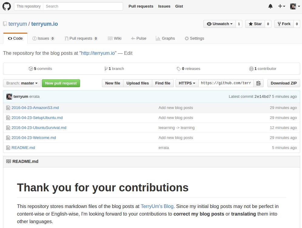 GitHub repo