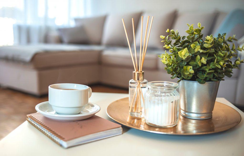 Dicas de como fazer seu aromatizador de ambiente caseiro