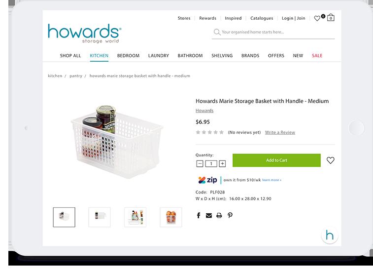 1602 Cd Howards Storage World Case Study Images Howards Storage World Preview Image Thumbnail Tablet Mt