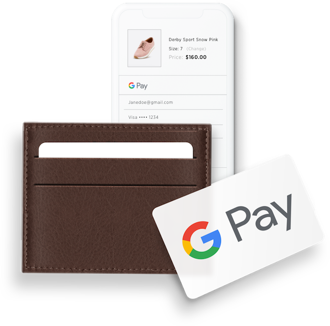 Google Pay Updated