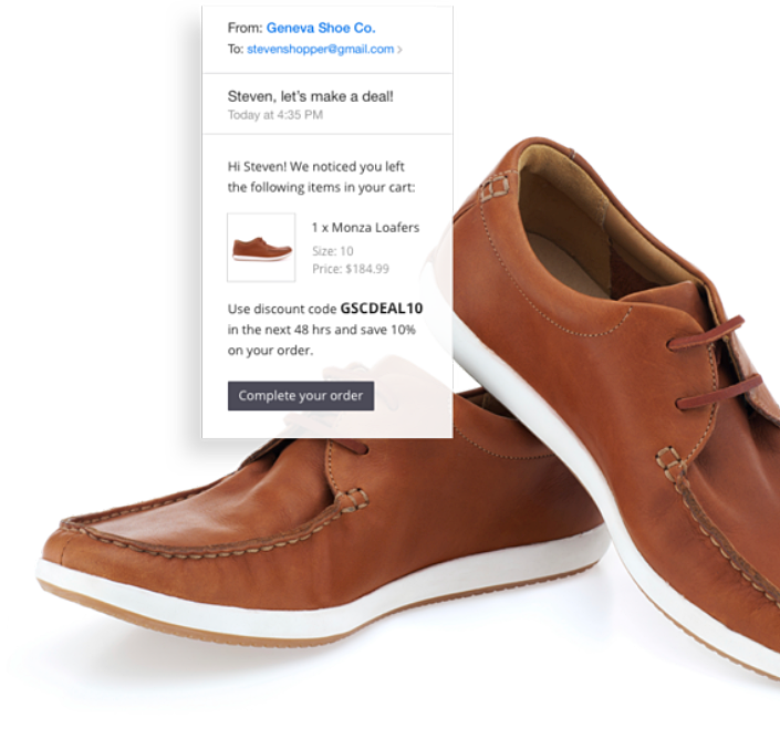 Email Marketing Shoes