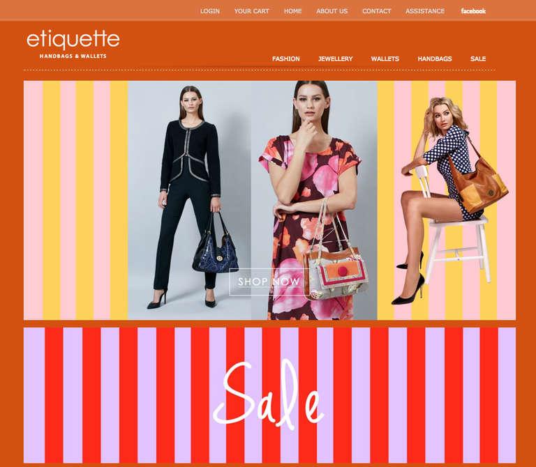 Etiquette Handbags & Wallets