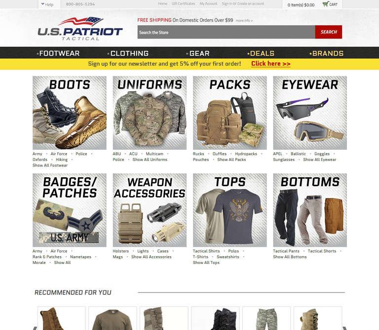 US Patriot Tactical