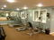 Cardio Equipment With Private Television Screens in Franklin Landings' Fitness Center