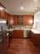 Modern Appliances & Cabinets In Kitchen