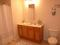 Master Bath in Two Bedroom Apartment