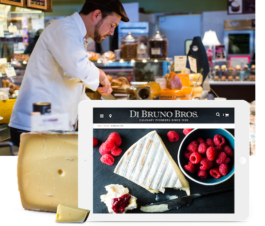 Di Bruno Bros Partner Case Study