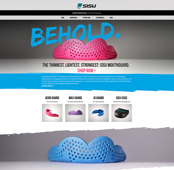 Sisu Sports Mouth Guard