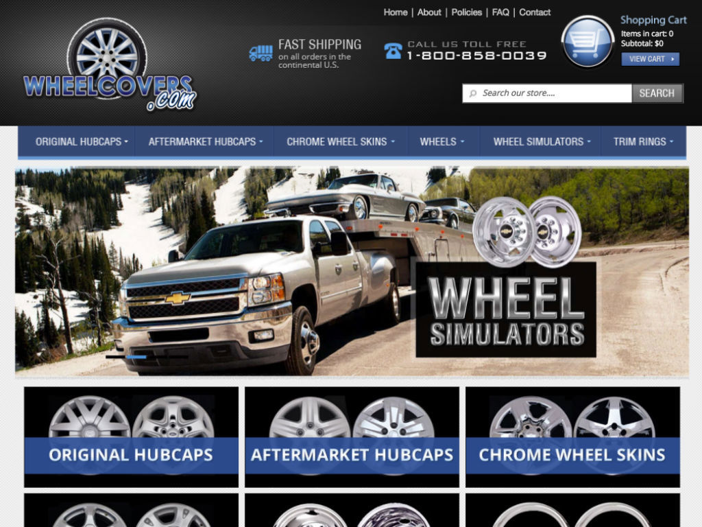 Wheelcovers.com
