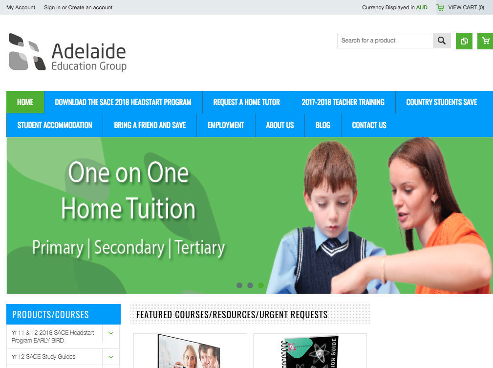 Adelaide Education Group