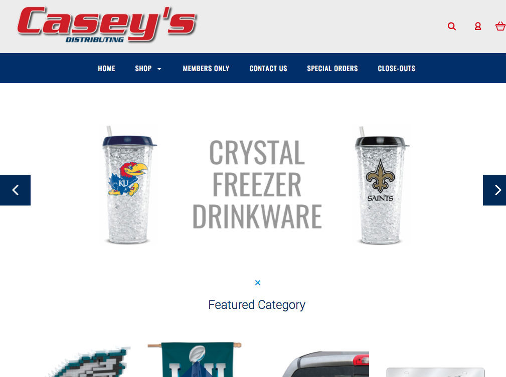 Casey's Distributing