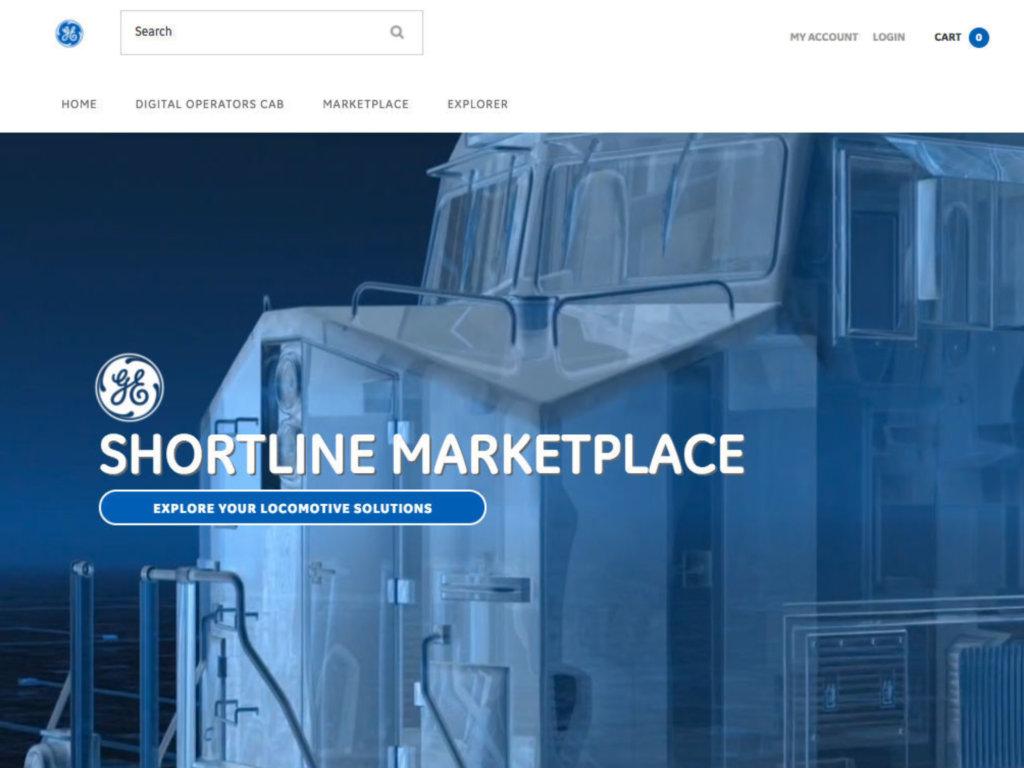 General Electric - Shortline Marketplace