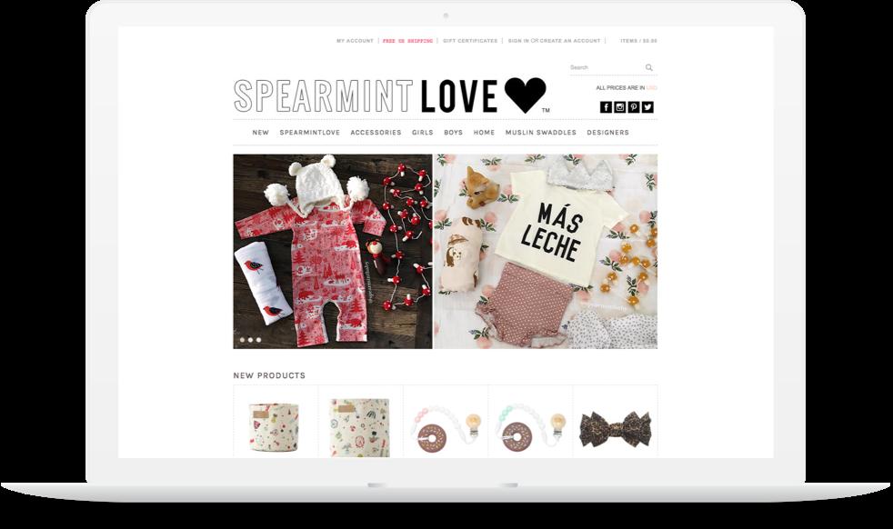 Spearmint Love Hero Asset 1028X635