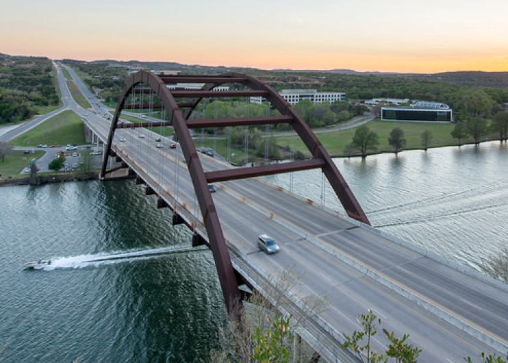 Austin Four Points Bridge
